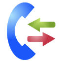 Call / SMS statistics icon