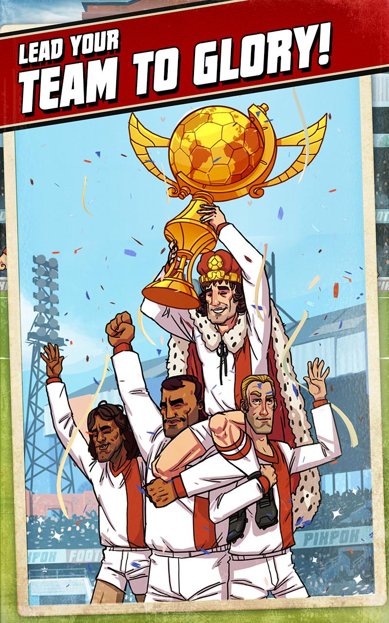 Flick Kick Football Legends screenshot #15