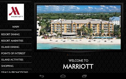 Marriott Grand Cayman Resort