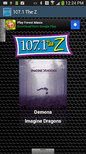 107.1 The Z - screenshot thumbnail