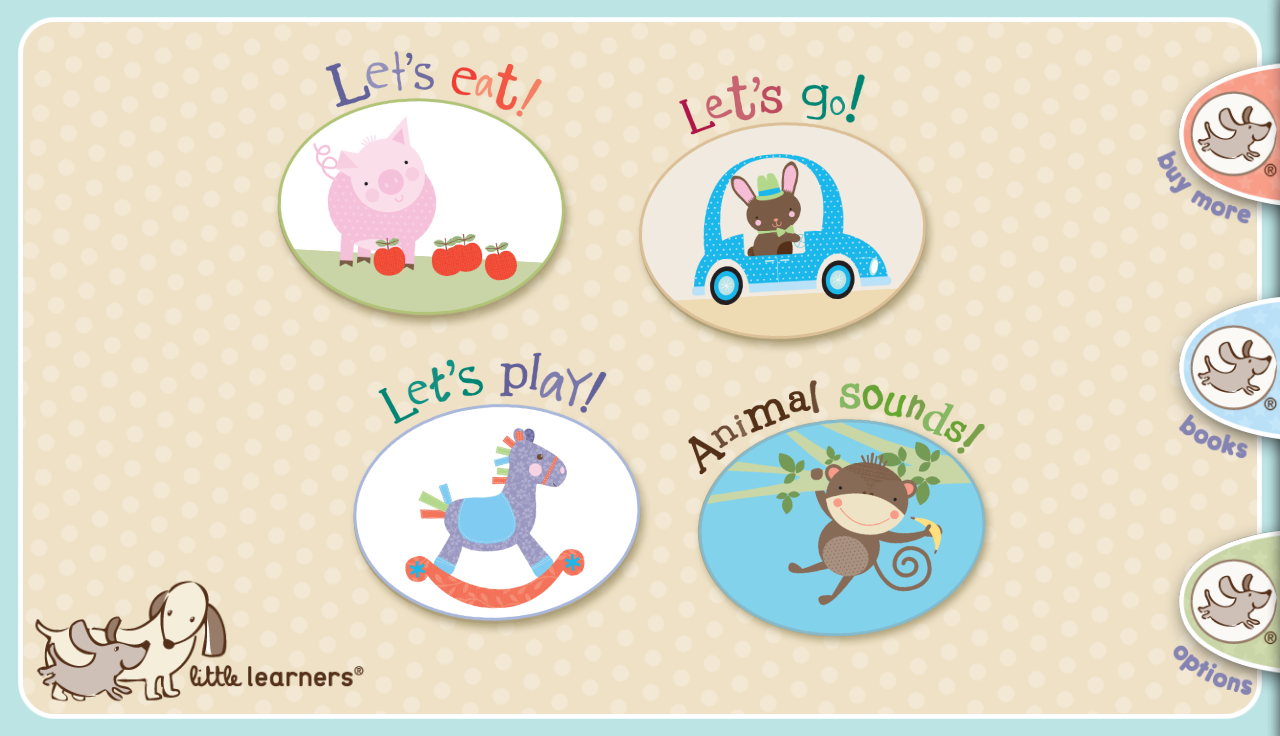 Little Learners Play and Learn - screenshot