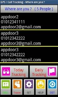 GPS Call Tracker PRO-2 Tracker
