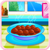Meatballs food cooking games