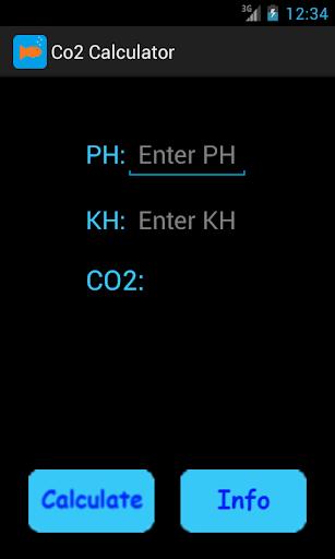 Aquarium CO2 Calculator