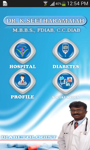 Dr. K.Seetharamaiah