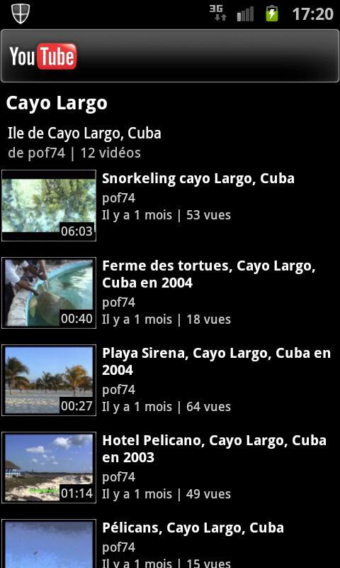 Cayo Largo, Cuba- screenshot