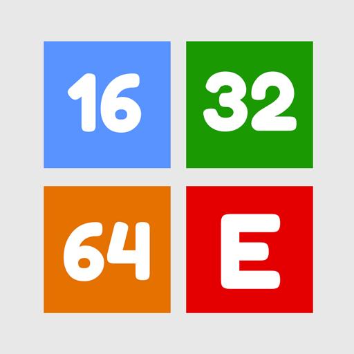 Letters 2048: Amazing Alphabet 解謎 LOGO-玩APPs