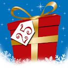 クリスマスカレンダー:25のベスト無料アプリ icon