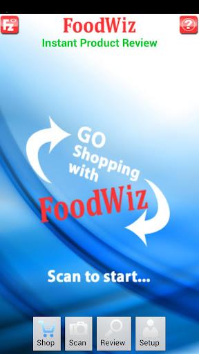 【免費購物App】FoodWiz-APP點子