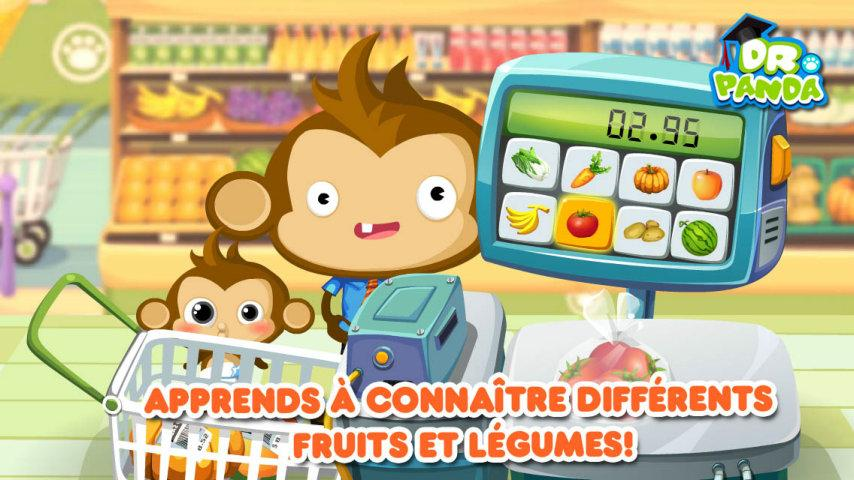android Dr. Panda: Supermarché Screenshot 12