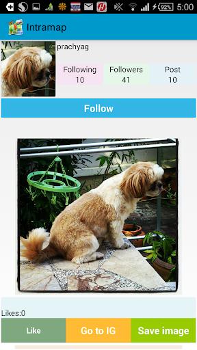 【免費社交App】IntraMap - Instagram on Map-APP點子