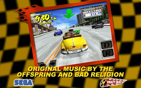 Crazy Taxi Classic™ Screenshot 11