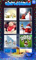 Screenshot of Christmas Puzzles