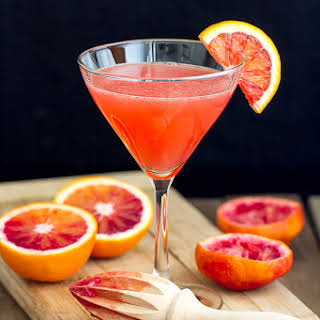 Blood Orange Martini Recipes.