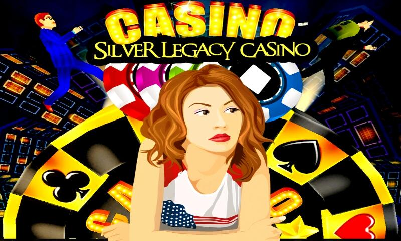 Slots at silver legacy
