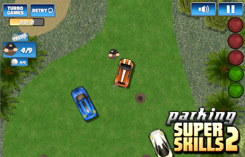 Parking Super Skills 2- screenshot thumbnail