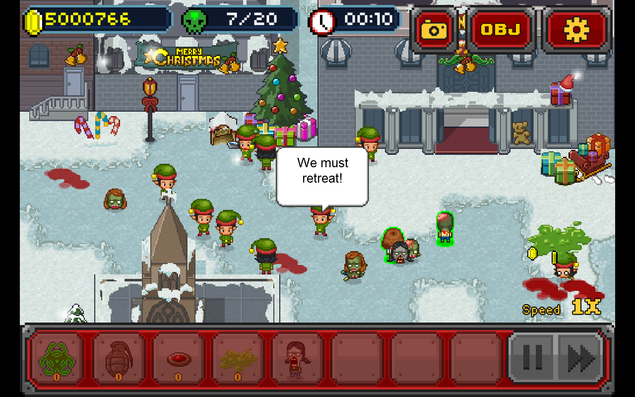 Infectonator - screenshot