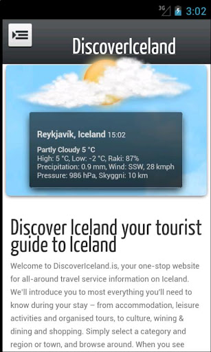 Discovericeland