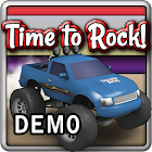 Time to Rock Racing Demo icon