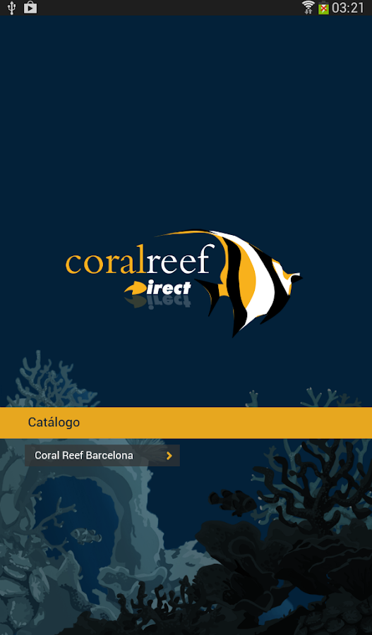 Coral Reef- screenshot