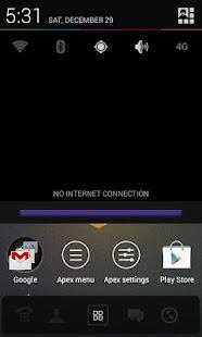 LunarUi II (Beta) - CM10 Theme - screenshot thumbnail