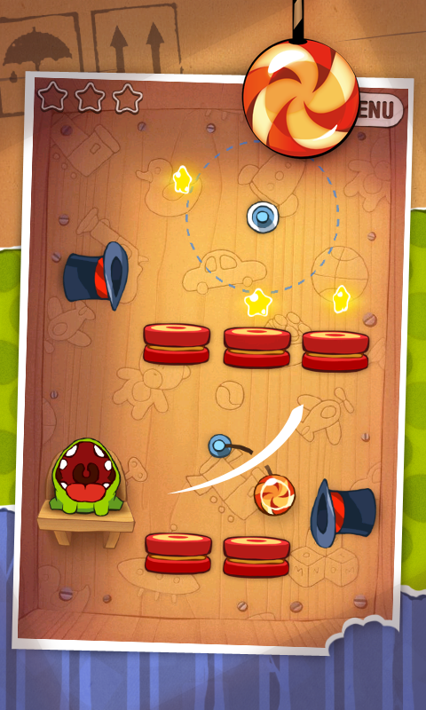 Cut the Rope FULL FREE screenshot #4