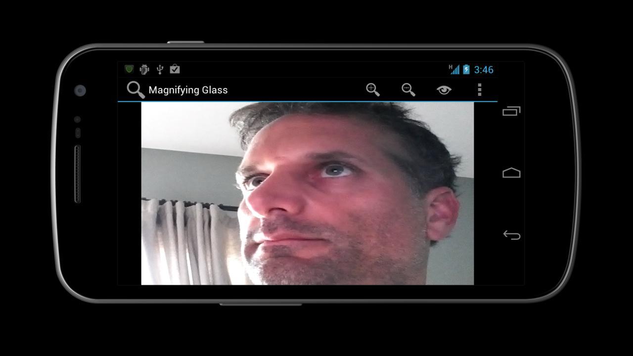 Magnifying Glass - screenshot