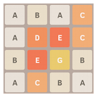 2048 Alfabeto icon