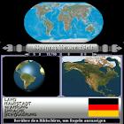 Geographie der Welt icon