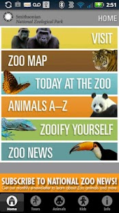Smithsonian's National Zoo- screenshot thumbnail