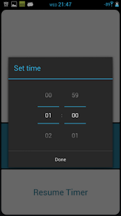 Efficiency Timer - screenshot thumbnail