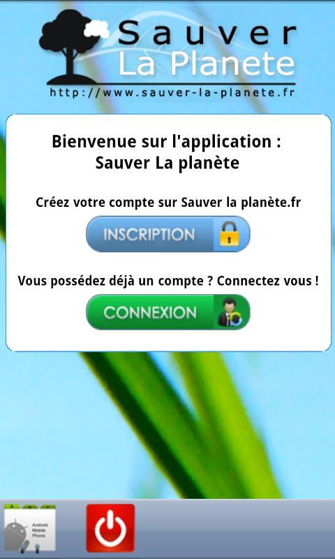 Sauver la planete- screenshot