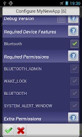 Tasker App Factory Screenshot 2