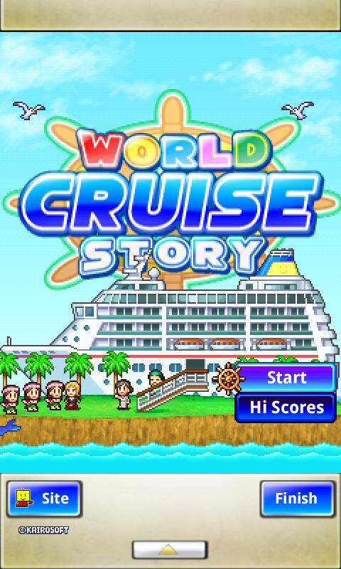 World Cruise Story- screenshot