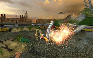 Screenshot of Demolition Master 3D