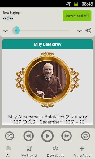 【免費音樂App】米利•阿列克謝耶維奇•巴拉基列夫音樂下載免費-APP點子