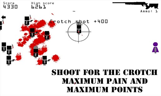 Killer Shooting Sniper X - screenshot thumbnail