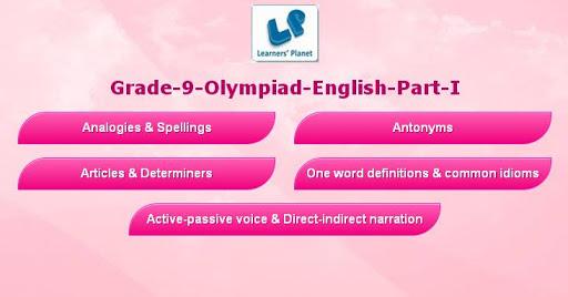 Grade-9-Olym-English-Part-1