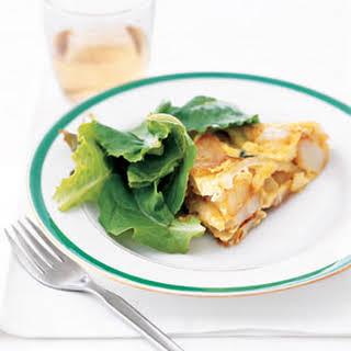 Spanish Omelet.