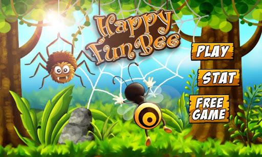 Happy Fun Bee