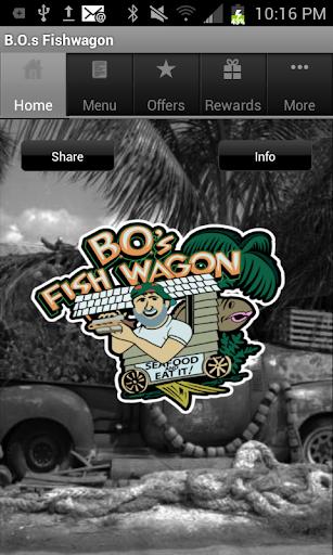 B.O.'s Fishwagon
