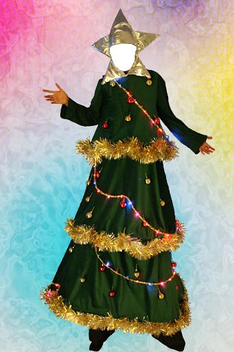 Girl Christmas Suit Editor