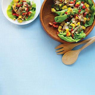 Caribbean Tuna Salad.