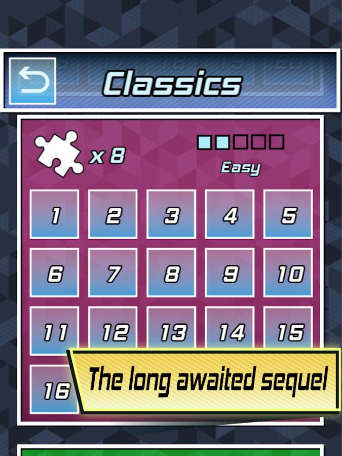 Color Fill 2 - Tangram Blocks - screenshot