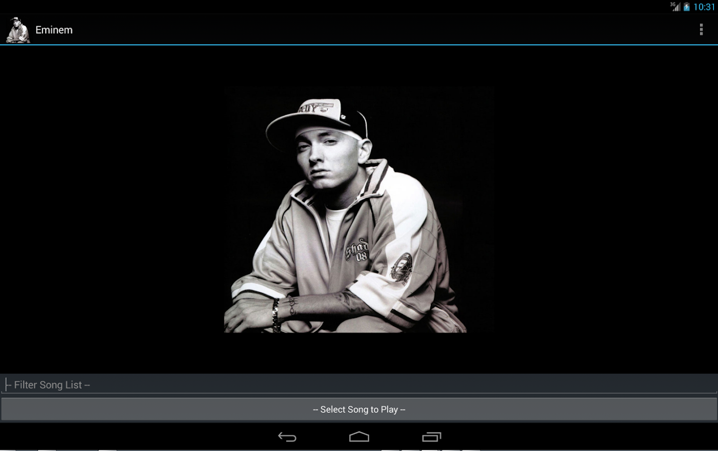 Eminem Music Videos - screenshot