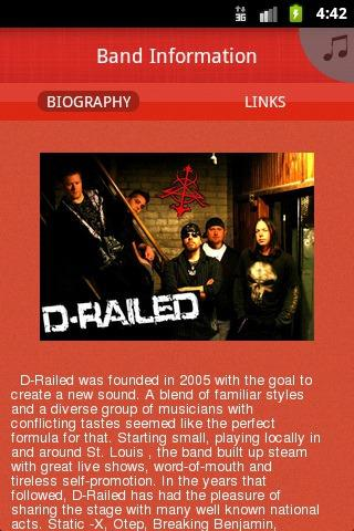 D-RAILED - screenshot