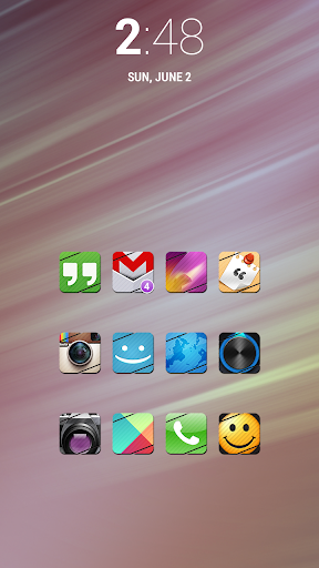 Slash Icon Pack
