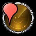 Place Radar - Travel App. icon