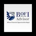 BofI Advisor Mobile App logo