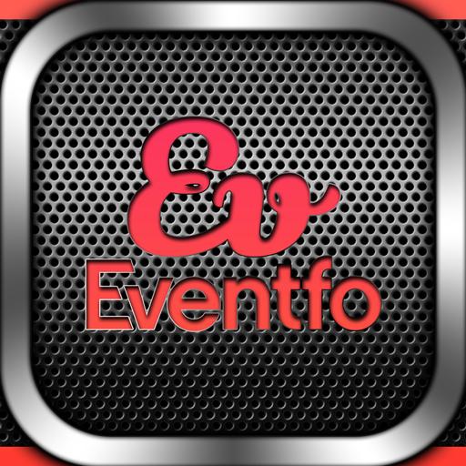 Eventfo 娛樂 App LOGO-APP試玩